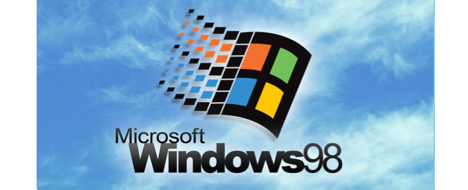 reformat reinstall windows 98