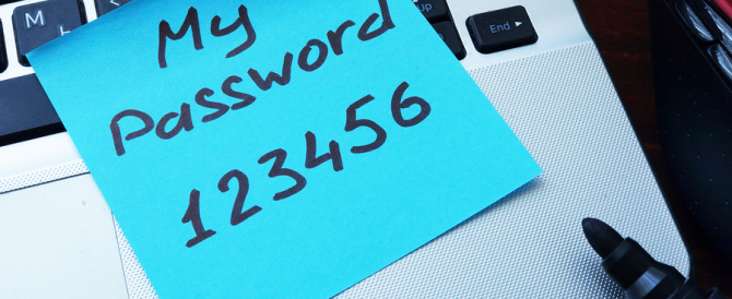 new password creation tips